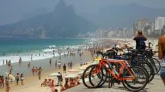Ipanema, Rio de Janeiro FULL HD 1080 - stock footage