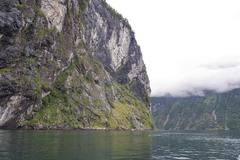 Norway - Geirangerfjord Stock Photos