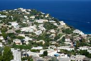 Stock Photo of Anacapri at Capri island