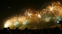 New Year's Eve Stock Footage