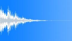 White Wind Impact Hit 3 - sound effect