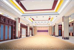 3d modern hall,corridor Stock Illustration