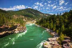 Stock Photo of river