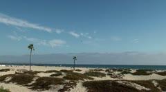Coronado Beach. San Diego, California, USA. Stock Footage