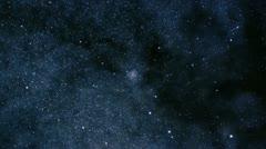 Cosmic travel Stock Footage