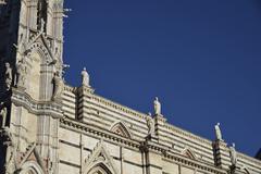 Duomo di siena Stock Photos
