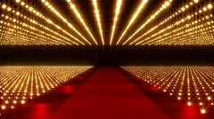 On The Red Carpet 21 for title text 720 Stock Footage