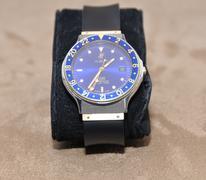 Hublot Watch Face Scuba Diver Edition Stock Photos