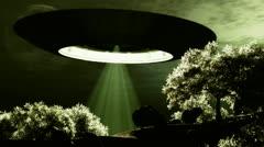 Ufo 5 720 Stock Footage