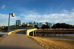 : Downtown Fort Worth Texas Kuvituskuvat