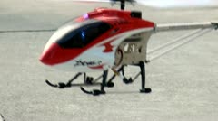 R/C Helicopters, Remote Control Toys, Drones, Aircraft Stock Footage