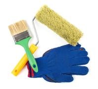 tool kit - stock photo