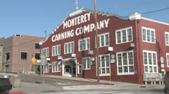 Stock Video Footage of Cannery Row monterrey