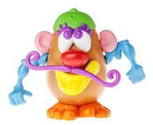 mr. potato head - douchebag - stock photo