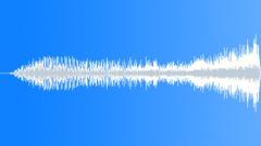 Multimedia sliding pop-up whizz - sound effect