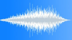 Roll down menu whizz - sound effect
