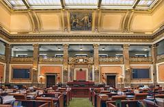 House of Representatives Utah State Capital Stock Photos