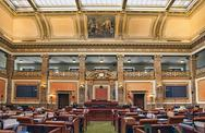 Stock Photo of House of Representatives Utah State Capital
