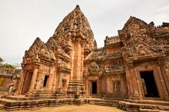 Phanom rung historical Stock Photos