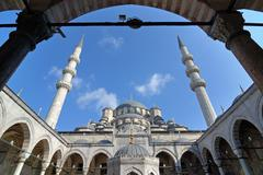 Ottoman Mosque Stock Photos