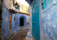 City in morocco Stock Photos