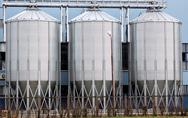 Stock Photo of Storage tanks