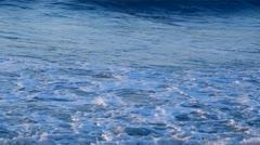 Deep Blue Ocean sea Stock Footage