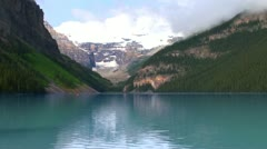 Lake Louise-3 Banff - stock footage