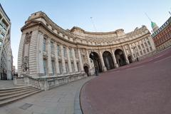 Admiralty arch, the mall, london, england, uk Stock Photos