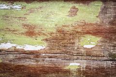 retro wood wall background - stock photo