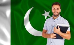 Pakistani language Stock Photos