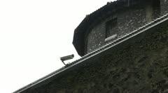 La Sante prison. Paris, France. Stock Footage