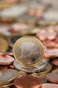 1 euro Stock Photos