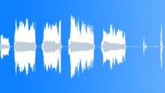 Tibetan Telescopic Trumpet single note - sound effect