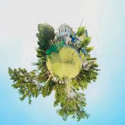 Stock Illustration of Littleplanet