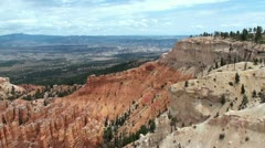 Bryce Canyon National Park. Utah, USA. Stock Footage