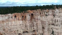 Bryce Canyon National Park. Utah, USA. - stock footage