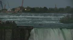 Niagara Falls - stock footage