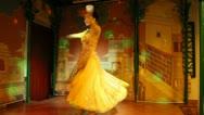 Stock Video Footage of Uyghur dancers