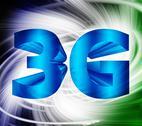3g network symbol Stock Illustration