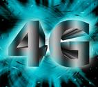 4g network symbol Stock Illustration