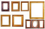 Frame set Stock Photos