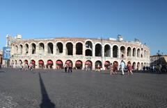 Arena di Verona - stock photo