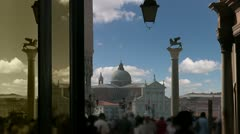 San Marco square Stock Footage