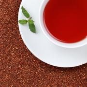 rooibos tea in a cup - stock photo