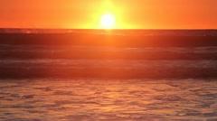 Sunset Beach #41 - stock footage