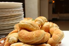 Stock Photo of bread and bakeries
