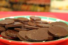 Stock Photo of chocolate candy