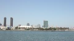 San Diego Harbor Stock Footage