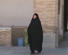 Iran 89 Yazd Stock Footage